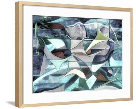 Centered Second Series #2-Ruth Palmer Digital-Framed Art Print