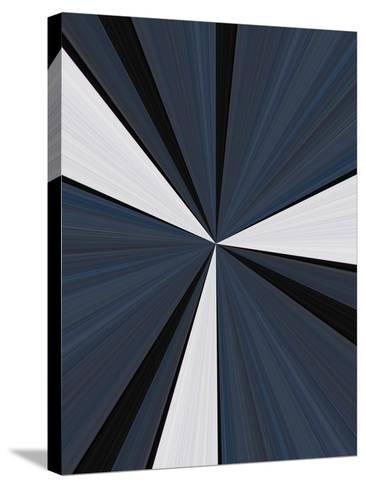 Broken Blue-Ruth Palmer-Stretched Canvas Print