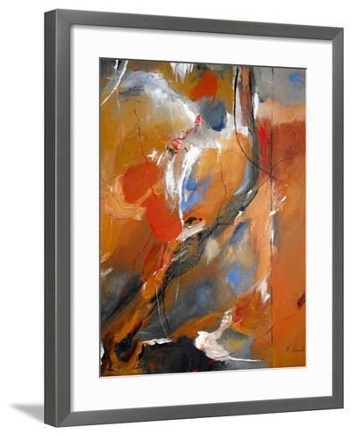 Crossing Over-Ruth Palmer-Framed Art Print