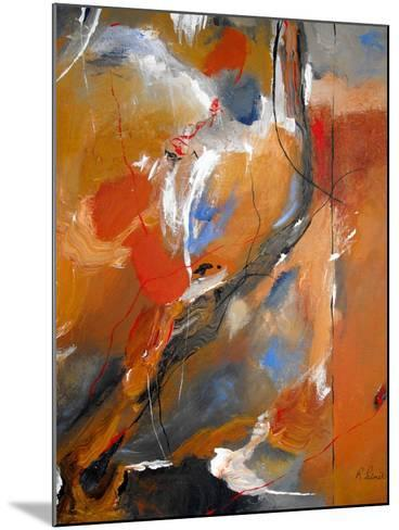Crossing Over-Ruth Palmer-Mounted Art Print