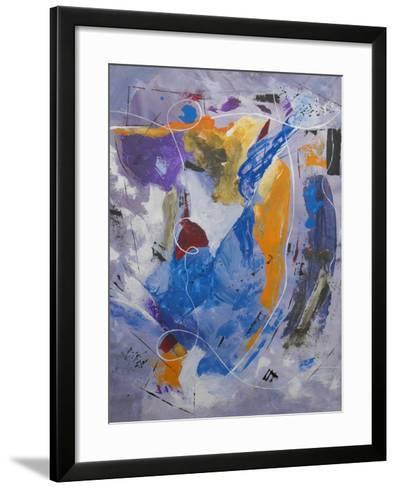 Musical Interlude-Ruth Palmer-Framed Art Print