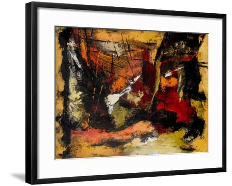 He Reigns Supreme Forever-Ruth Palmer-Framed Art Print
