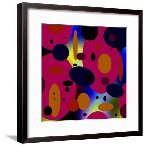 In Good Shape-Ruth Palmer-Framed Art Print