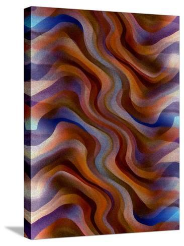 Gentle Breeze-Ruth Palmer-Stretched Canvas Print