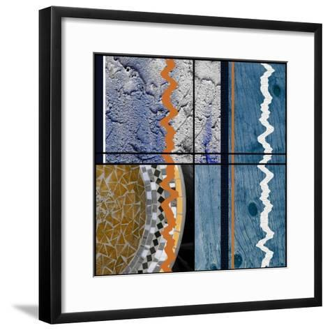Eclectic One-Ruth Palmer-Framed Art Print