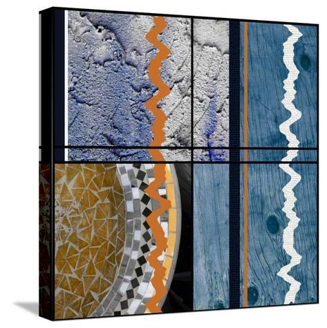 Eclectic One-Ruth Palmer-Stretched Canvas Print