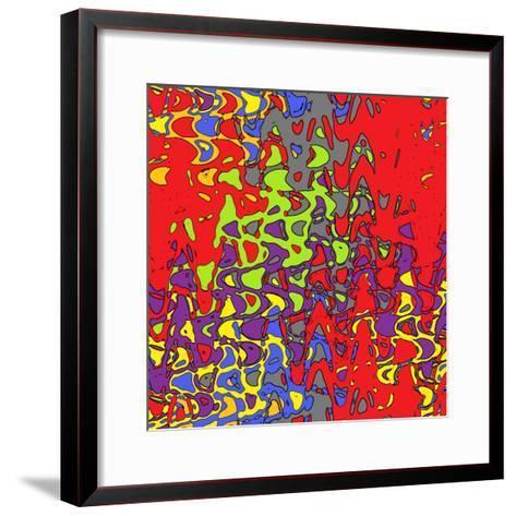 Effervescence-Ruth Palmer-Framed Art Print