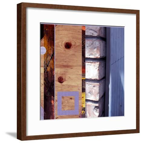 Eclectic Two-Ruth Palmer-Framed Art Print