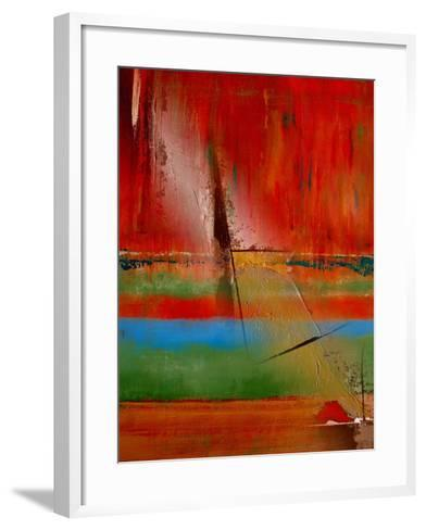 Hidden Inside The Lines-Ruth Palmer-Framed Art Print