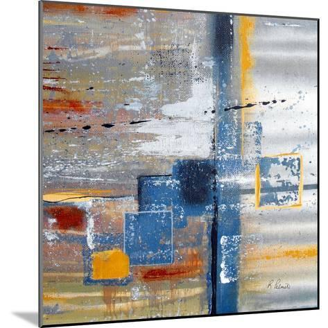 Boxy II-Ruth Palmer-Mounted Art Print