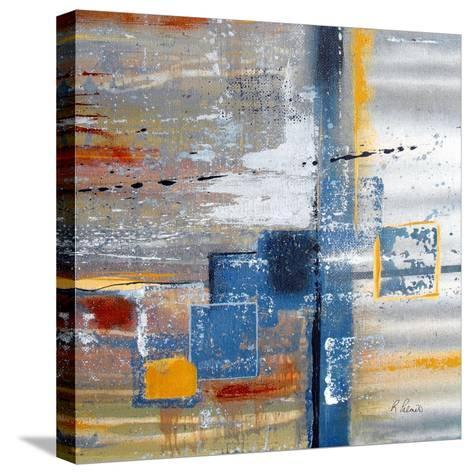Boxy II-Ruth Palmer-Stretched Canvas Print