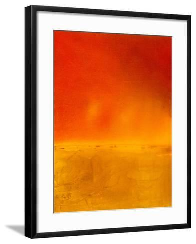 Colour Field-Ruth Palmer 2-Framed Art Print