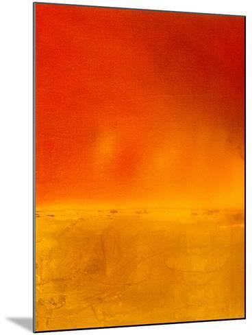 Colour Field-Ruth Palmer 2-Mounted Art Print