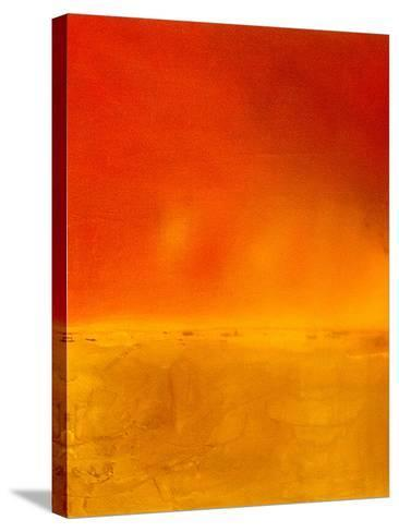 Colour Field-Ruth Palmer 2-Stretched Canvas Print