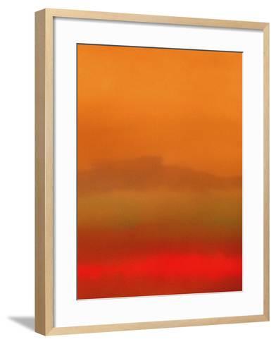 Orange Peel-Ruth Palmer-Framed Art Print