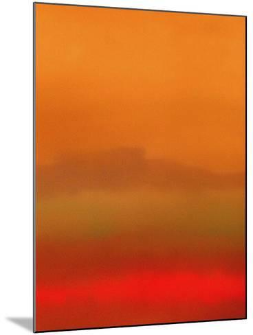 Orange Peel-Ruth Palmer-Mounted Art Print