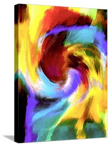 Just Color-Ruth Palmer-Stretched Canvas Print