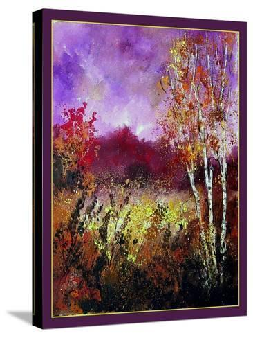 poplars-Pol Ledent-Stretched Canvas Print