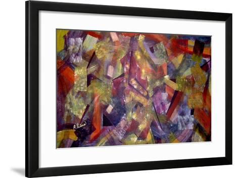 Festivities-Ruth Palmer-Framed Art Print