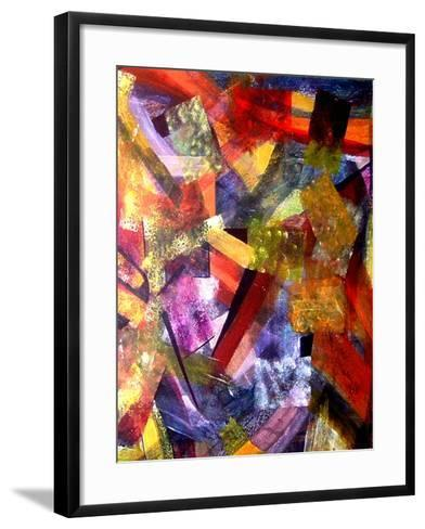 Festivities Revisited 1-Ruth Palmer-Framed Art Print