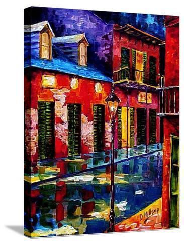 French Quarter Color-Diane Millsap-Stretched Canvas Print