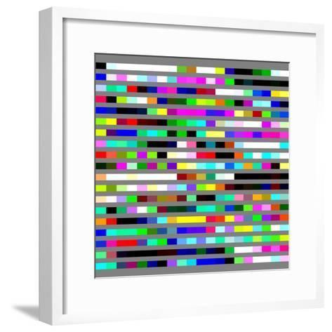 Follow The Leader-Ruth Palmer-Framed Art Print