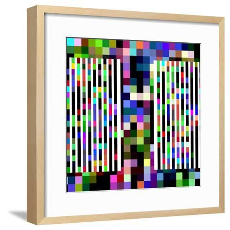 Times Two-Ruth Palmer-Framed Art Print
