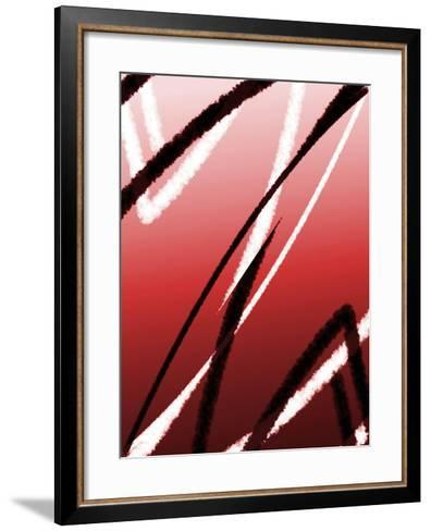 Line Work-Ruth Palmer-Framed Art Print