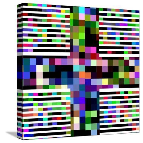 Times Four-Ruth Palmer-Stretched Canvas Print