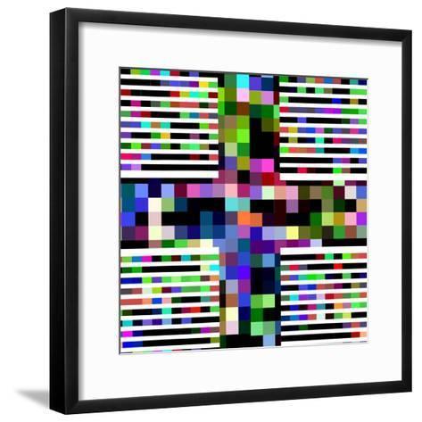Times Four-Ruth Palmer-Framed Art Print