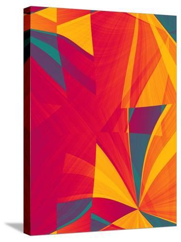 Sectional Fusion II-Ruth Palmer-Stretched Canvas Print