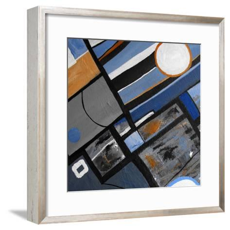 Got The Blues II-Ruth Palmer-Framed Art Print