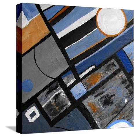 Got The Blues II-Ruth Palmer-Stretched Canvas Print