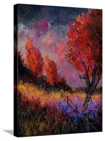 Landscape 560120-Pol Ledent-Stretched Canvas Print