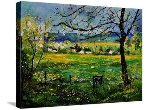 Spring In Herock 57-Pol Ledent-Stretched Canvas Print