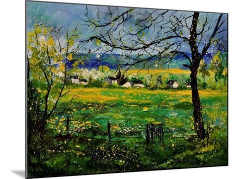 Spring In Herock 57-Pol Ledent-Mounted Art Print