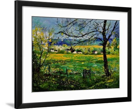 Spring In Herock 57-Pol Ledent-Framed Art Print