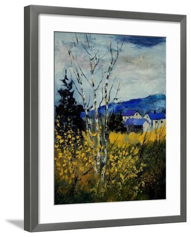 Spring Ardennes 450140-Pol Ledent-Framed Art Print
