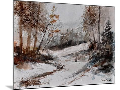 Watercolor 4256-Pol Ledent-Mounted Art Print