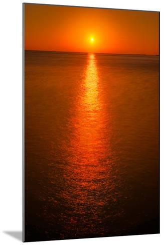 Waterfront Sunrise-Steve Gadomski-Mounted Photographic Print