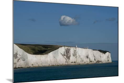 White Cliffs Of Dover England II-Charles Bowman-Mounted Photographic Print