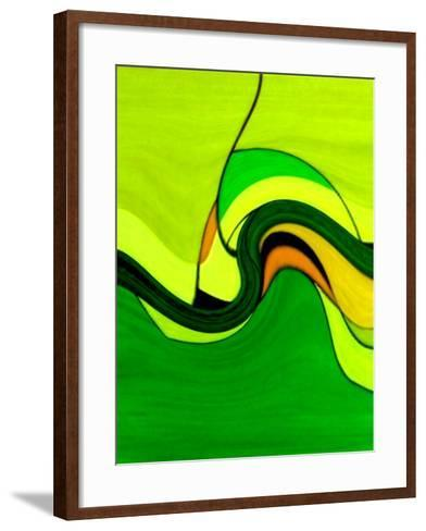 Meeting in the Middle Extra-Ruth Palmer-Framed Art Print