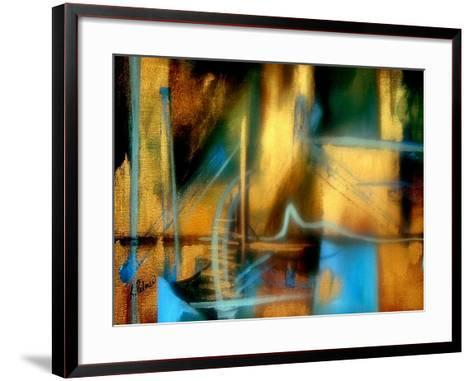 Sequence of Events-Ruth Palmer 2-Framed Art Print