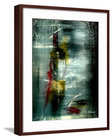 Internal Conflict-Ruth Palmer 2-Framed Art Print