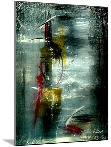 Internal Conflict-Ruth Palmer 2-Mounted Art Print