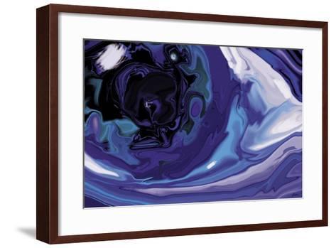 Lost-in-to-the-Eye-Rabi Khan-Framed Art Print
