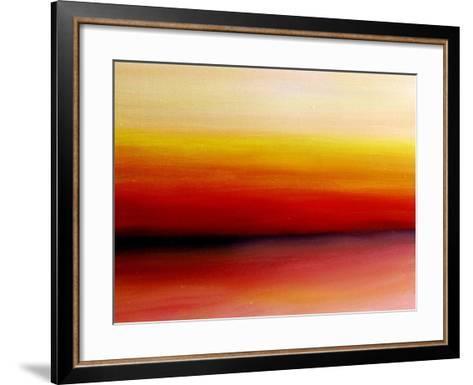 Lovers Fury-Kenny Primmer-Framed Art Print