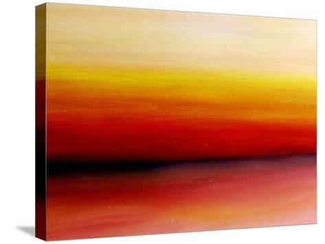 Lovers Fury-Kenny Primmer-Stretched Canvas Print