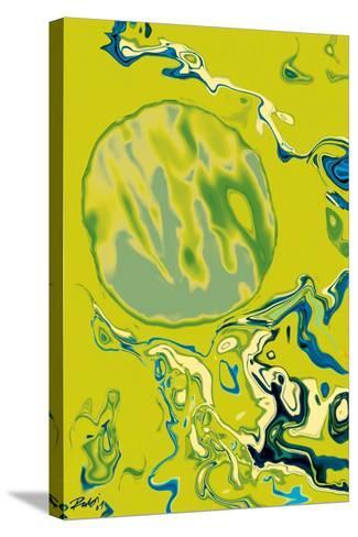 My Moon-Rabi Khan-Stretched Canvas Print