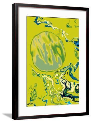 My Moon-Rabi Khan-Framed Art Print
